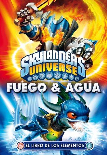 skylanders-universe-el-libro-de-los-elementos-fuego-y-agua