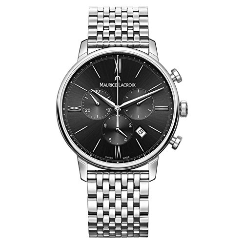 Maurice Lacroix Eliros EL1098-SS002-310-2 Herrenchronograph Swiss Made