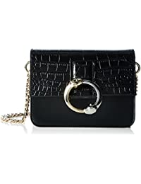 Cavalli Damen Paris Bag 001 Schultertasche, 4x13,50x18,50 cm
