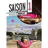 Saison: Livre de l'eleve (A1+) + CD + DVD