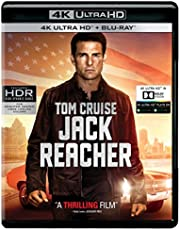 Jack Reacher (4K UHD & HD) (2-Disc)