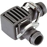 """GARDENA Micro-Drip-System L-Stück 13mm (1/2""""): Rohrverbinder für eine Richtungsänderung des Verlegerohres (Art.-Nr. 1347, 1346), 2 Stück (8382-20)"""