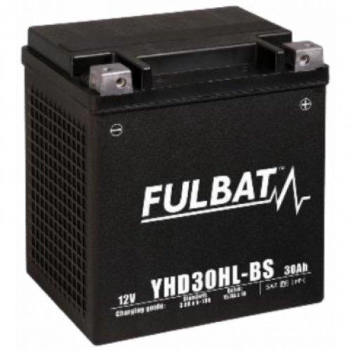 Fulbat - Batteria moto Gel FHD30HL-BS/ETX30L 12V 30Ah