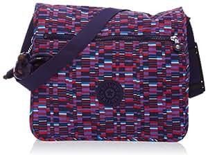 Kipling Messenger Bag K09480B06 Madhouse Multicolour - Stone Print