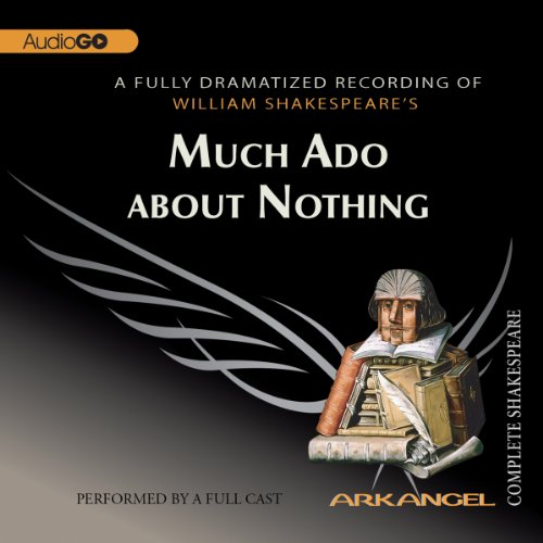 Much Ado about Nothing  Audiolibri