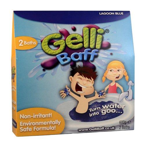 Gelli Baff 600 g Lagon Lot de 2 (Bleu)