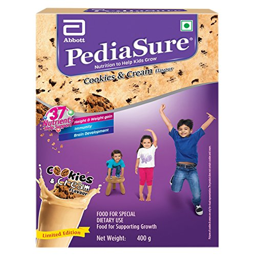 PediaSure Health & Nutrition Drink Powder for Kids Growth -...