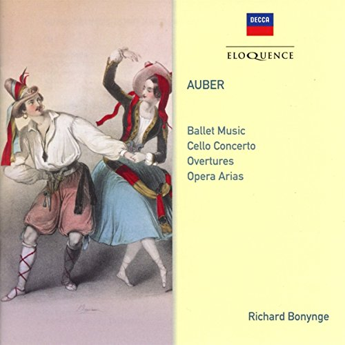 Ballet Music/Cello Concerto /Overtures/Opéra Arias