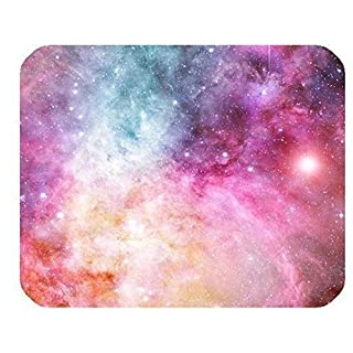 Aehrebrn Mouse Pad Game Mouse Pad Edition Cloth Gaming Mouse Mat functional Non-slip Rubber base(pink sky)
