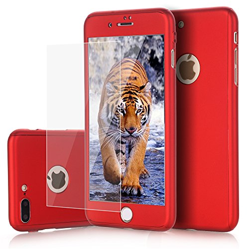 Gps-hard Case Cover (iPhone 7Plus Fall, Viral Protein R 2in 1Ultra Dünn Full Body Schutz Hard Premium Cover [Slim Fit] Stoßdämpfung griffsicheres PC Case für Apple iphone7Plus (14,5cm))