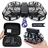 Dwi Dowellin WiFi FPV Drone with 720P HD Camera Foldable RC Quadcopter