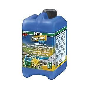 Jbl algo pond forte 27407 wasseraufbereiter gegen alle for Kupfer gegen algen im gartenteich