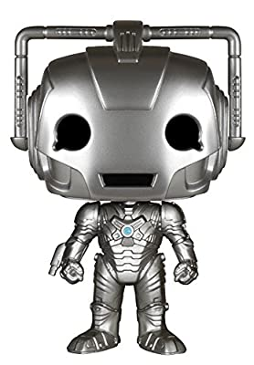 Funko - Pdf00005298 - Pop - Doctor Who - Cyberman - Noir/Gris