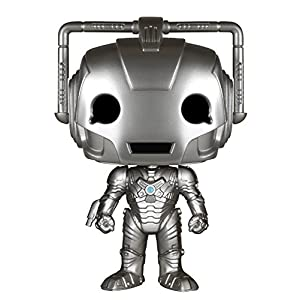 Funko POP Vinyl Doctor Who Cyberman 4631
