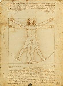 Clementoni - Puzzle de 1000 Piezas con diseño Leonardo: Uomo Vitruviano (39137.0)