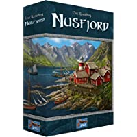 Nusfjord Board Game by Uwe Rosenberg