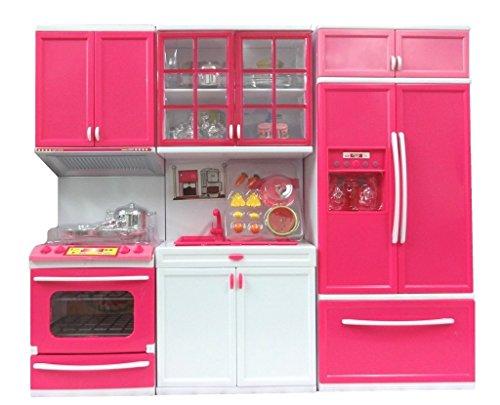 KISMIS kitchen Toy Set For Girls (3 Pc Kitchen Set)