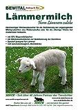 ARNDT Lämmermilch | Milchpulver | Milchaustauscher | Ersatz-Milch für Lämmer 10kg