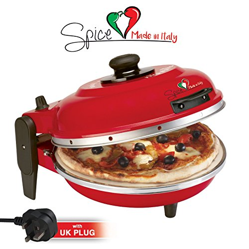 SPICE - Special Pizza Oven DIAVOLA 100% MADE in ITALY