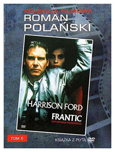 Frantic (mit Booklet) [PL Import mit deutscher Sprache]