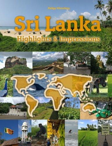Sri Lanka Highlights & Impressions: Original Wimmelfotoheft: Volume 5 por Philipp Winterberg