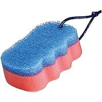 Suavipiel Esponja Baño, Color Azul y Rosa - 18 gr