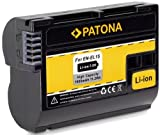 Bundlestar Qualitätsakku für Nikon EN-EL15 Intelligentes Akkusystem mit Chip -