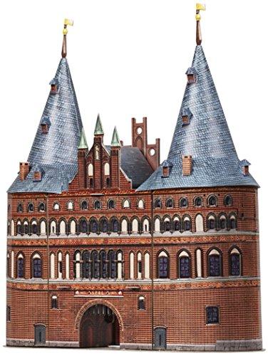 keranova-keranova352-1180-scale-20-cm-clever-paper-the-holsten-gate-lubeck-germany-3d-puzzle-43-piec