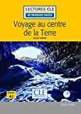 Voyage au centre de la terre - Livre + CD MP3 (Lectures clé en français facile)