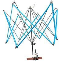 IPOTCH Enrollador de Hilo de Paraguas Azul Herramienta de Arte Ocasión Cumpleaños Ropa