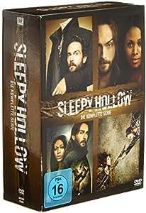 Sleepy Hollow - Die komplette Serie (18 Discs)
