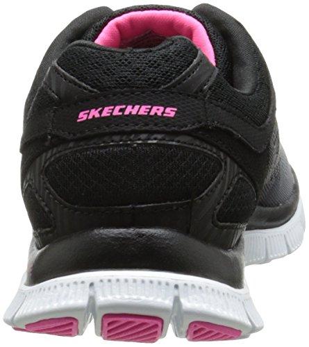 Skechers  Flex Appeal Style Icon,  Sneaker donna Black/Light Grey