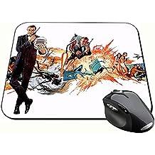 James Bond 007 Operacion Trueno Thunderball A Alfombrilla Mousepad PC