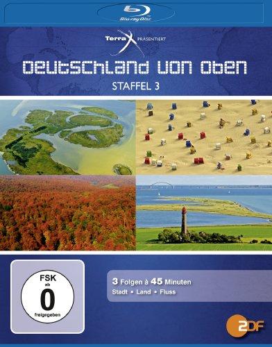 Terra X - Deutschland von oben 3 [Blu-ray]