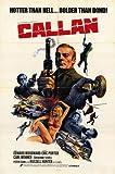 Callan Plakat Movie Poster (11 x 17 Inches - 28cm x 44cm) (1974)