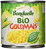 Produkt-Bild: Bonduelle Bio Knackiger Gemüsemais , 3er Pack (3 x 300 g Dose) - Bio