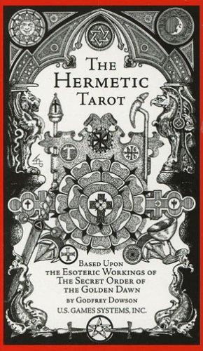 The Hermetic Tarot Deck (Tarots Anglais)