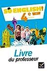 So English! - Anglais 4e Éd. 2017 - Livre du professeur par Ledru-Germain