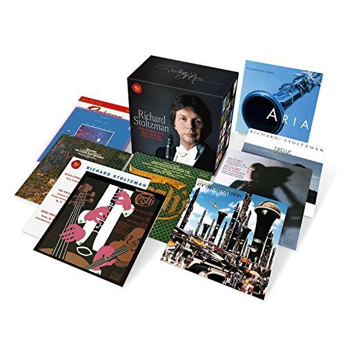 Richard Stoltzman - the Complete Rca Album Collection