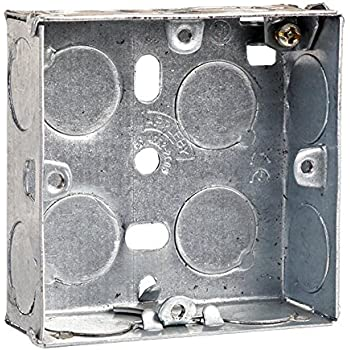 Appleby 2 Gang 35MM BACKBOX SF625