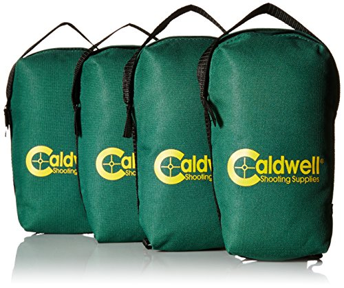 Caldwell Unisex 533117 Führen Shot Gewicht Bag-4 Pack, grün, Regular Shot Bag