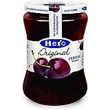 Hero - Original - Confitura de Cerezas Negras - 345 g - [pack de 4]