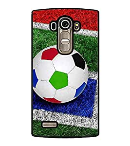 ifasho Designer Phone Back Case Cover LG G4 :: LG G4 Dual LTE :: LG G4 H818P H818N :: LG G4 H815 H815TR H815T H815P H812 H810 H811 LS991 VS986 US991 ( Simple Classic Pattern Green )