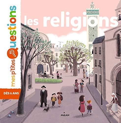 Les religions par Pascale Hédelin
