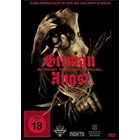 German Angst (2015) [ NON-USA FORMAT, PAL, Reg.2 Import - Germany ] by J??rg Buttgereit