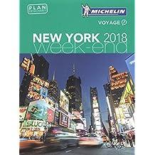 Guide Vert Week-End New York Michelin