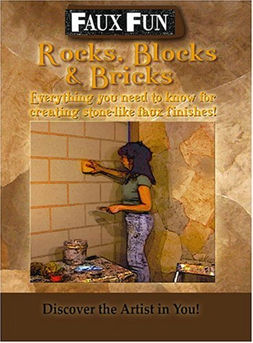 Faux-block (Faux Fun: Rocks Blocks & Bricks [DVD] [Import])