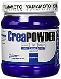 Yamamoto Nutrition Crea POWDER Creapure Quality integratore alimentare a base di creatina monoidrato micronizzata gusto Neutro 500 g