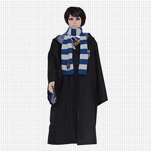 (DLucc Harry Potter Gryffindor Uniformen Zaubermantel Kleid -Halloween- Cosplay Lizenz)