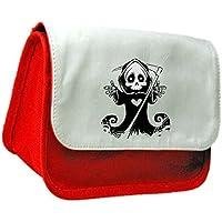 Kitsch Design di Halloween Grim Reaper Frizione Borsa o Astuccio,